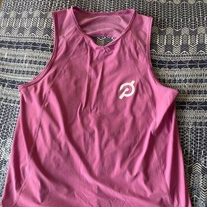 Lululemon x Peloton Collaboration: Hot Pink Tank